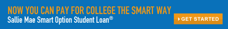 NOW YOU CAN PAY FOR COLLEGE THE SMART WAY - Sallie Mae Smart Option Student Loan - Get Started